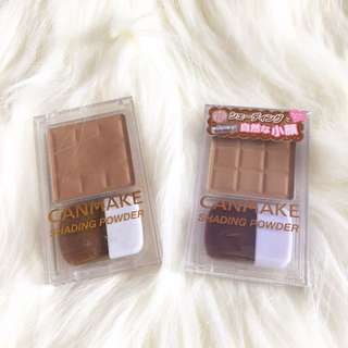 Canmake Shading Powder  Shade no.3
