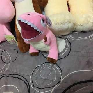 🚚 dinosaur