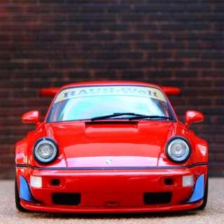 1/18 GT Spirit RWB Porsche 911 964 Red