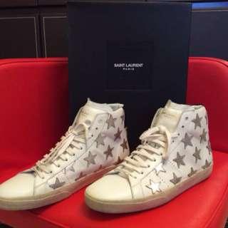 Saint Laurent Paris (YSL) 星星鞋