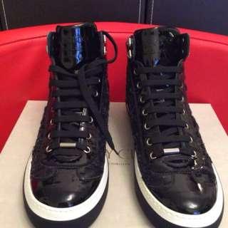 Jimmy Choo high cut sneaker 男士秋冬型鞋