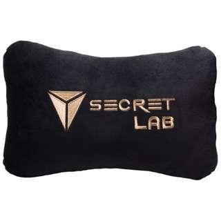 Secret Lab velour head pillow
