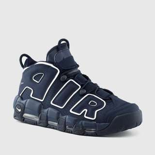 nike new realease more uptempo obsidian