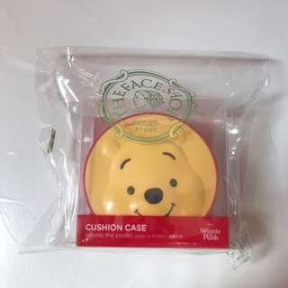 Markdown Price! [Free Postage] The Face Shop Winnie The Pooh Cushion Case (casing only)