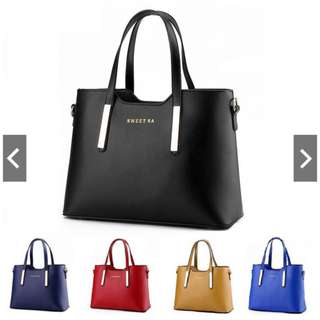 SoKaNo Trendz Sweet Sa Premium PU Leather Women Shoulder Sling PU Leather Bag