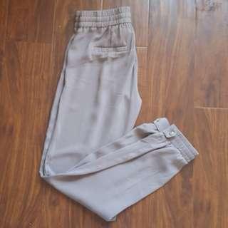 Light Mauve Pants