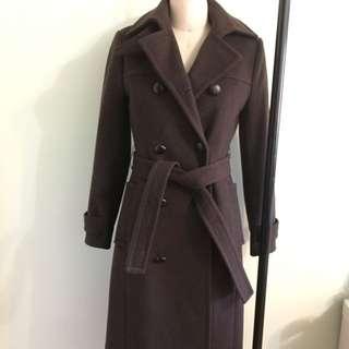 Talula Babaton Wool/ Cashmere Coat