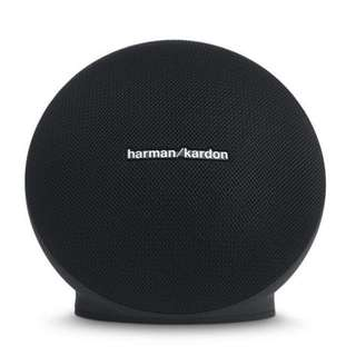 Harman Kardon Onyx Mini Portable Bluetooth Speaker (Black)