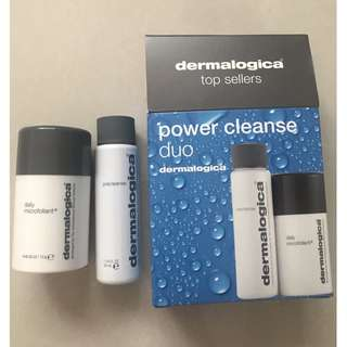 Dermalogica Power Cleanse Duo
