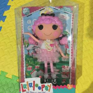 authentic lalaloopsy 12 inches