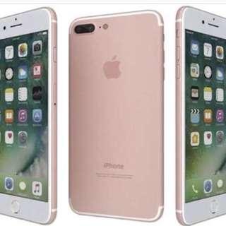 iPhone 7 Plus Rose Gold 256GB