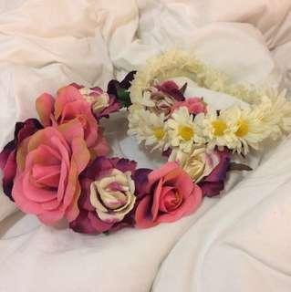 Lovisa flower crowns