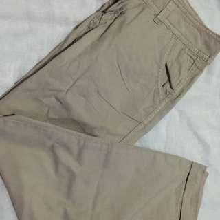 Colorbox Cream Pants