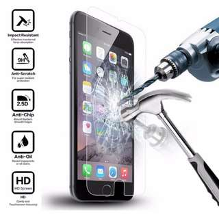 FREE MAIL Tempered Glass Quality iPhone Samsung XIAOMI OPPO
