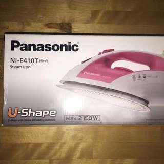 New Panasonic 蒸氣 燙斗 Steam Iron
