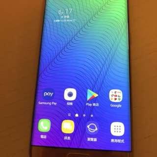 Samsung Galaxy S7 Edge32GB 玫瑰金