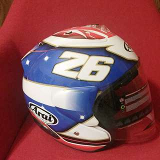 ARAI OPEN FACE HELMET