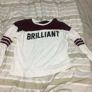 Forever 21 Brilliant shirt