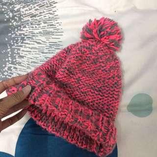 Knitted Thick Snowcap Beanie