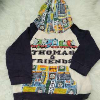 Thomas & Friends Hooded Sweater 3-4y