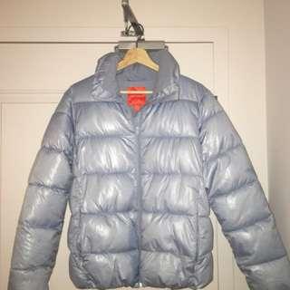 Joe Baby Blue Coat