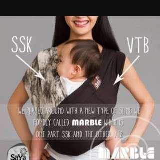 Saya Marble SSK + VTB Sling