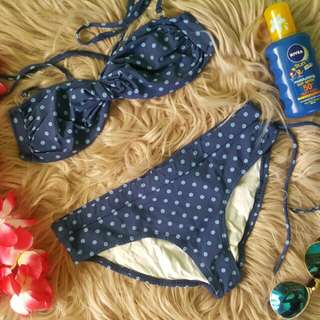 Folded and Hang 2 piece swimsuit