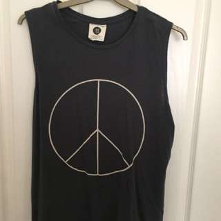Summer peace top