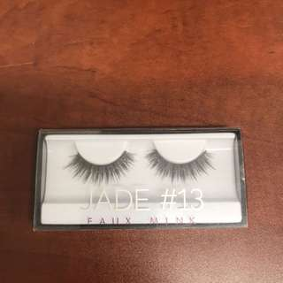 Huda beauty Faux Mink Lashes Style Jade