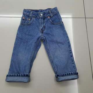 LEVIS Baby Pants (2years)