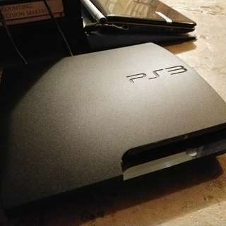 PS3 with Destiny