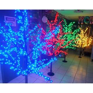 Cherry Blossom Christmas Tree LED Light