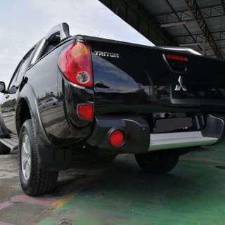 Mitsubishi Triton 2.5 Auto 2012