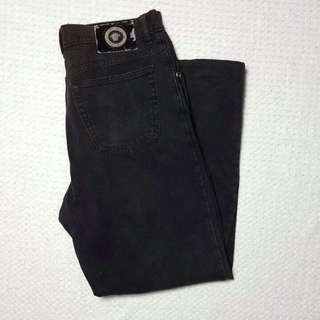 Vintage Verscace Jeans Size 36 Made in Italy