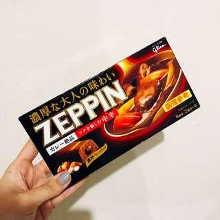 免運 🇯🇵 Zippen格力高絕品咖喱 咖哩(中辛