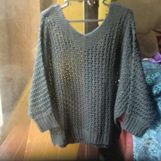 Repriced Knitted Sweater