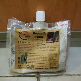 Magnetic Paint (New)