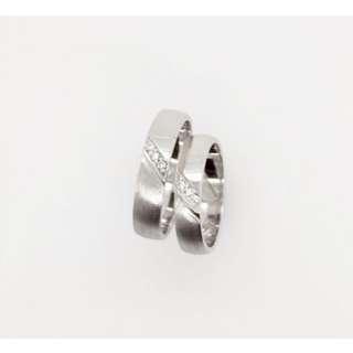 .15 Carat Diamond White Gold Wedding Ring Code WD033 14k
