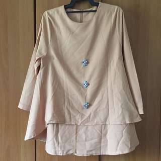 Fishtail Blouse