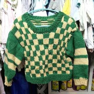Wool Sweater Boy Kids