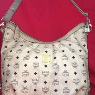 SALE!!! Authentic MCM Large Hobo Bag