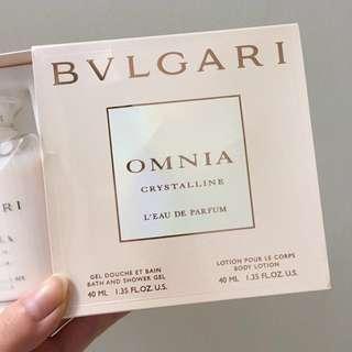 Bvlgari Omnia Bath Set