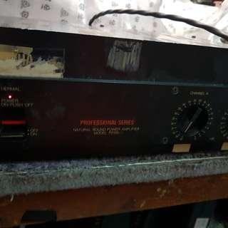 Yamaha power amp P2100