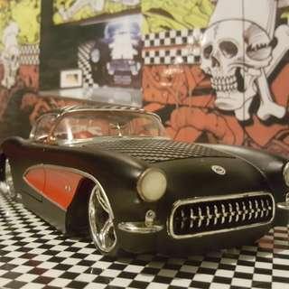 Diecast Jada Chevy 1957 Corvette