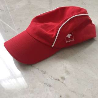 Swiss Red Cap