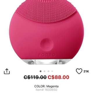 Pink Foreo