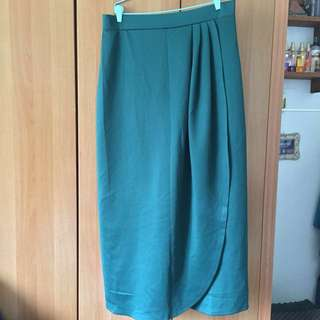Surisara Kalsom Wrap Skirt