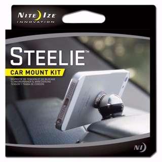 (On Promotion) Nite Ize Car Mount Kit