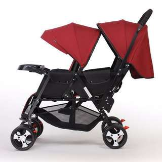 Ready stock and Brand New Double / Twin Stroller