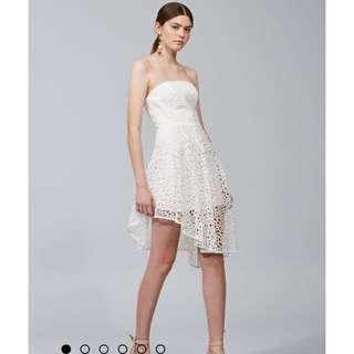 Renting Keepsake midnight hour lace dress